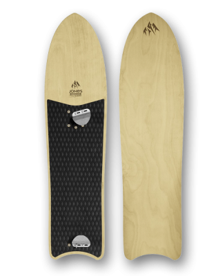 Mountain Surfer 139cm - 16/17