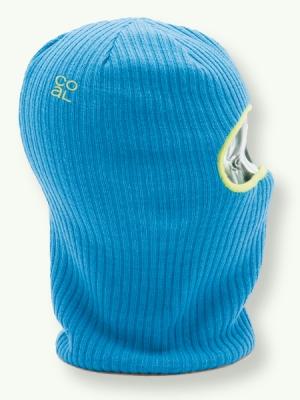 The Knit Clava, cyan
