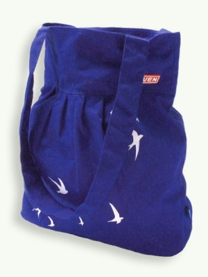 Shopping Bag, Merris, blue