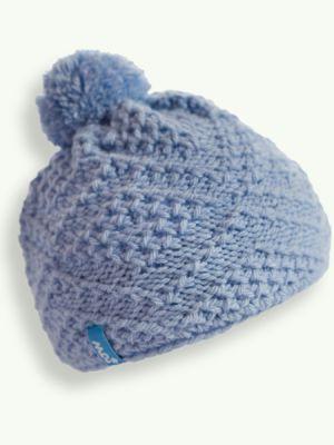 Fluffy, baby blue