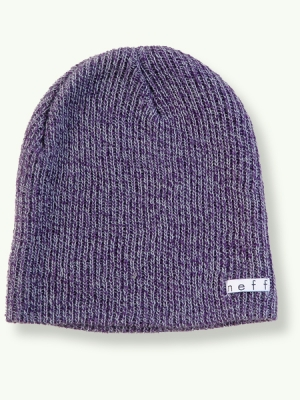 Daily, heather purple/grey