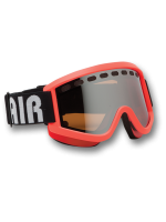 Airgoggle, hot coral