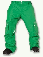 Cargo Pant, flash green