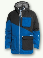 TK Jacket, fuzz blue
