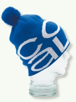 The Logo, royal blue
