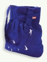 Shopping Bag, Merris, blue