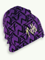 Zig Zagger, purple