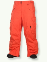 Upperlevels Pant, orange crush