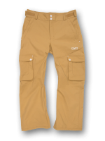 CLWR Cargo Pant, Camel