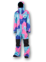Freedom Suit, bright tie dye