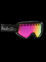 Airblaster Script Air Goggle, Red Air Radium Lens
