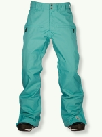 Freedom Boot Pant, turquoise