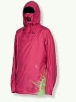 SARS jacket, berry blaster