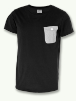 Pocket Tee, black