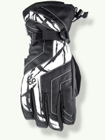 The Opener, Gauntlet, black/white