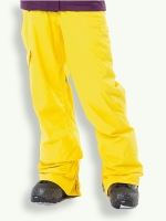 Auricia pant, yellow