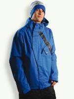 Ddevil jacket, cobalt blue