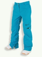Allay pant, turquoise