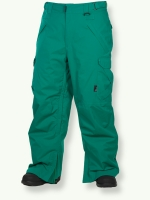 Upperlevels Pant, emerald eyes